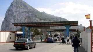 Frontera entre España y Gibraltar/ Wikimedia Commons