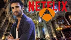 Netflix entra en la producción de 'La catedral del mar' con Antena 3