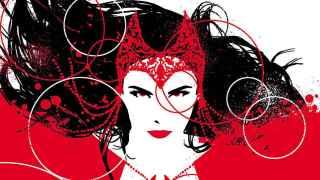 Portada de La bruja escarlata, para Marvel, ganadora del quinto premio Eisner de David Aja.