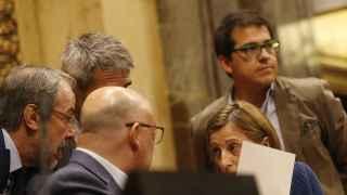 Debate de este miércoles en el Parlamento de Cataluña