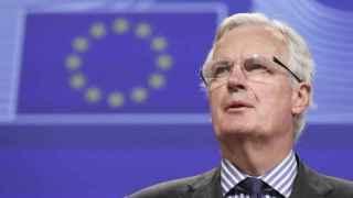 La Comisión Europea nombra a Michel Barnier negociador del 'Brexit'