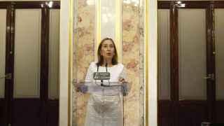 Ana Pastor, en el Congreso.