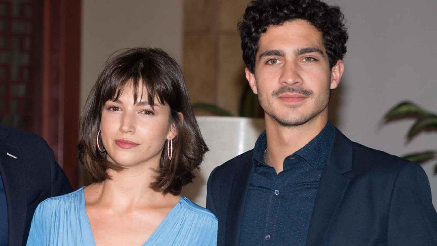 Para Úrsula Corberó y Chino Darín será su primer verano juntos.
