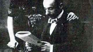 María Lejarra y Gregorio Martínez Sierra.