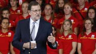 Rajoy apela a no rendirse y ensalza la idea de Epaña como nación