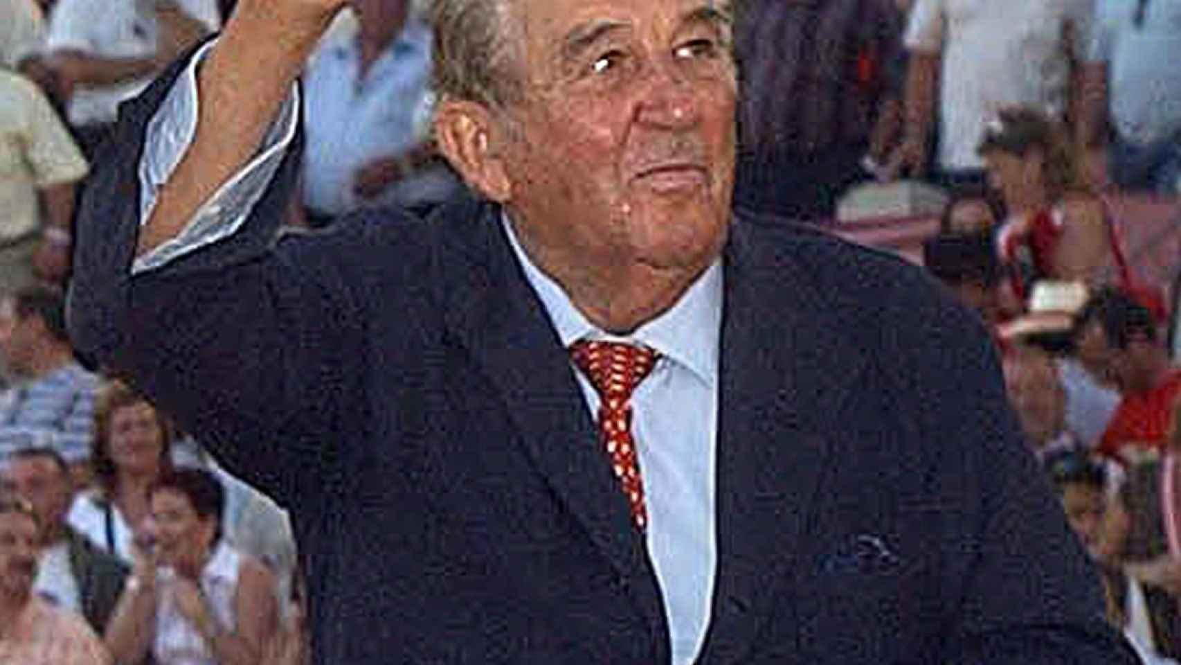 Fermín Bohórquez Escribano saluda.