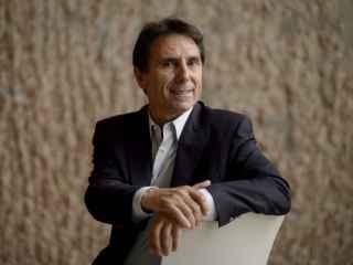 Isidoro Hornillos posa para EL ESPAÑOL.