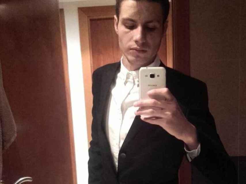 Omar El Jelaly, detenido como presunto recaudador de DAESH