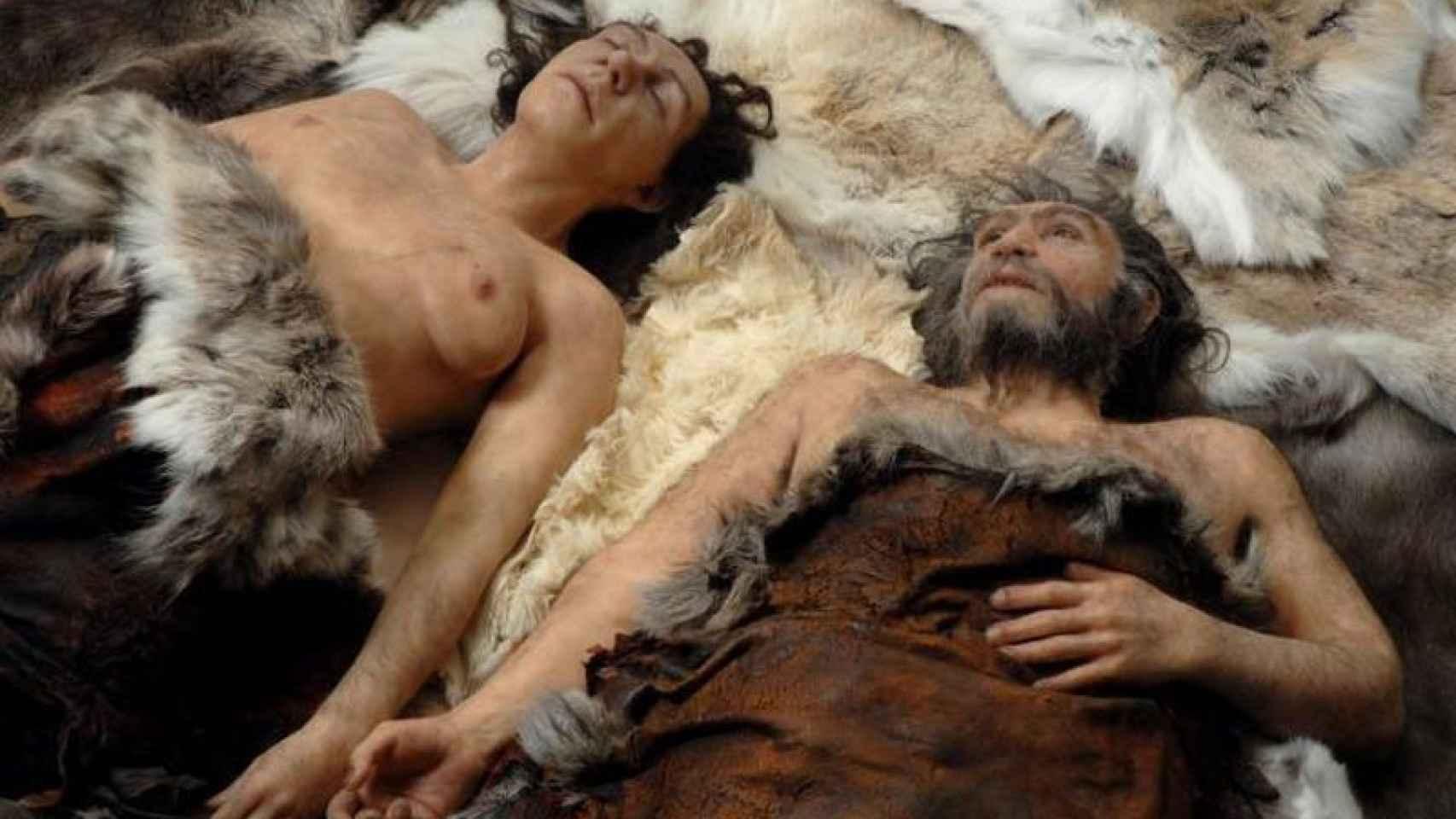 Los neandertales primero tuvieron sexo entre ellos (luego llegaron los denisovanos).