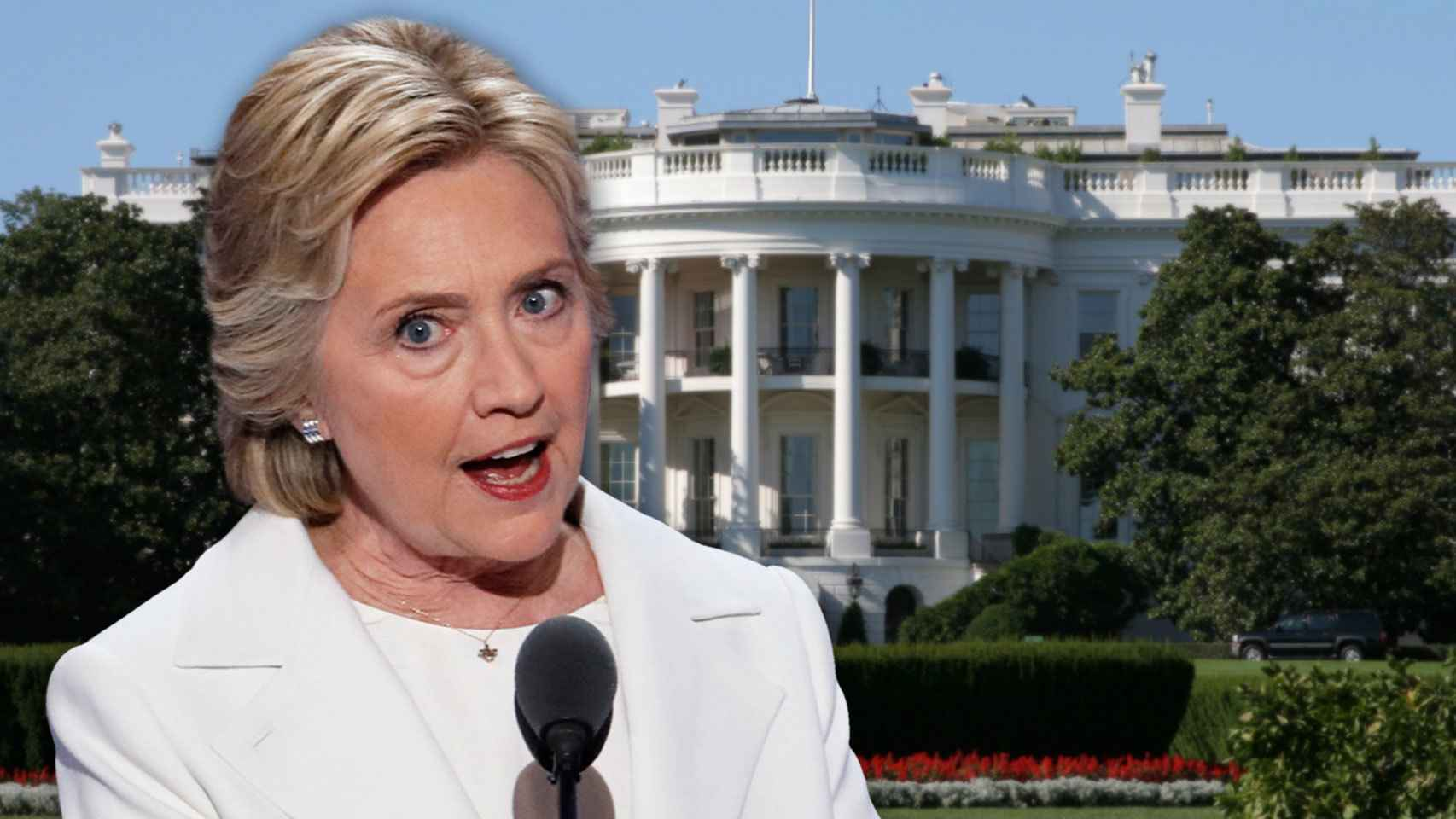 Hillary Clinton está a un paso de convertirse en la nueva inquilina de la Casa Blanca.