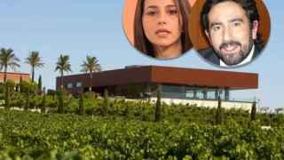 Arrimadas se casa entre viñedos con su novio ex independentista