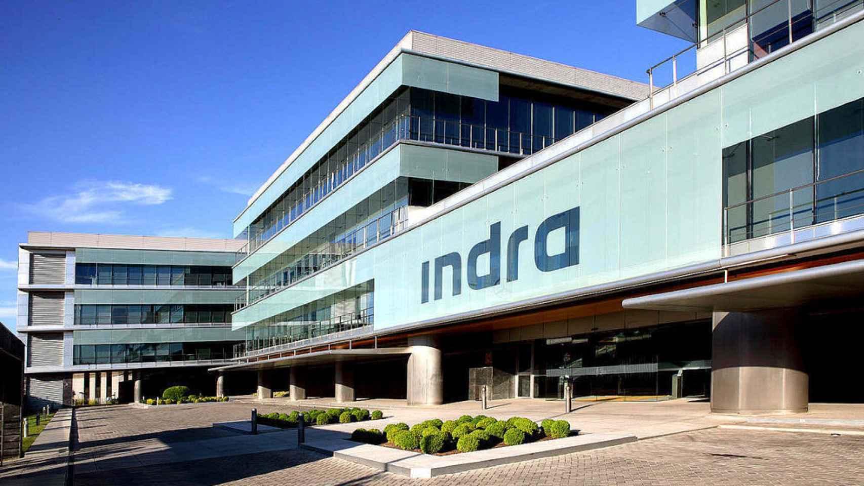 Contrato de Indra en Amsterdam.
