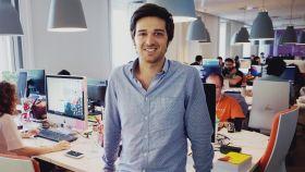 El nuevo CEO de la compañía, Ignacio Bachiller.