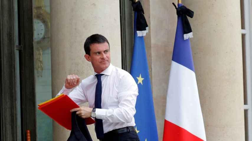 Valls reconoce que liberar a uno de los autores del ataque de la iglesia en Normandía fue un error