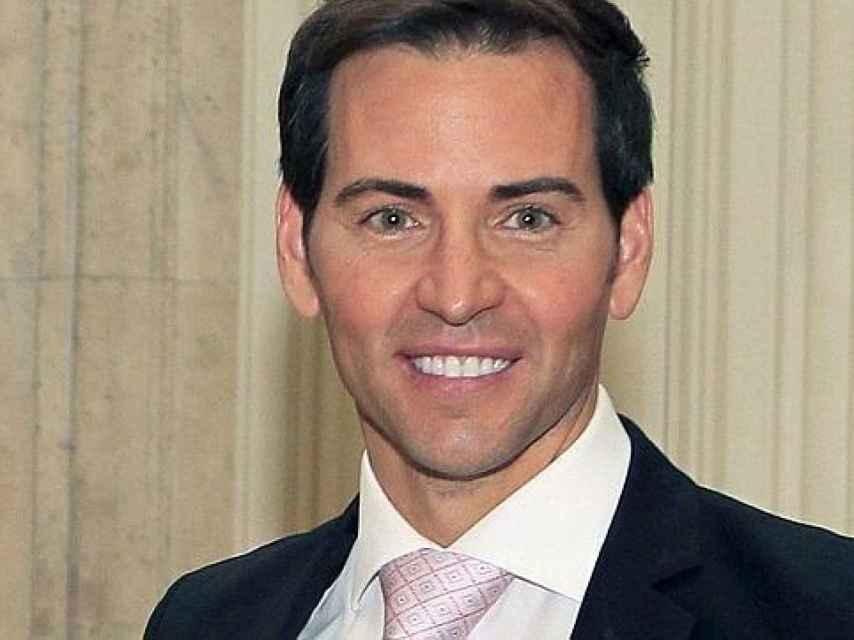David Meca, en una fotografía reciente.