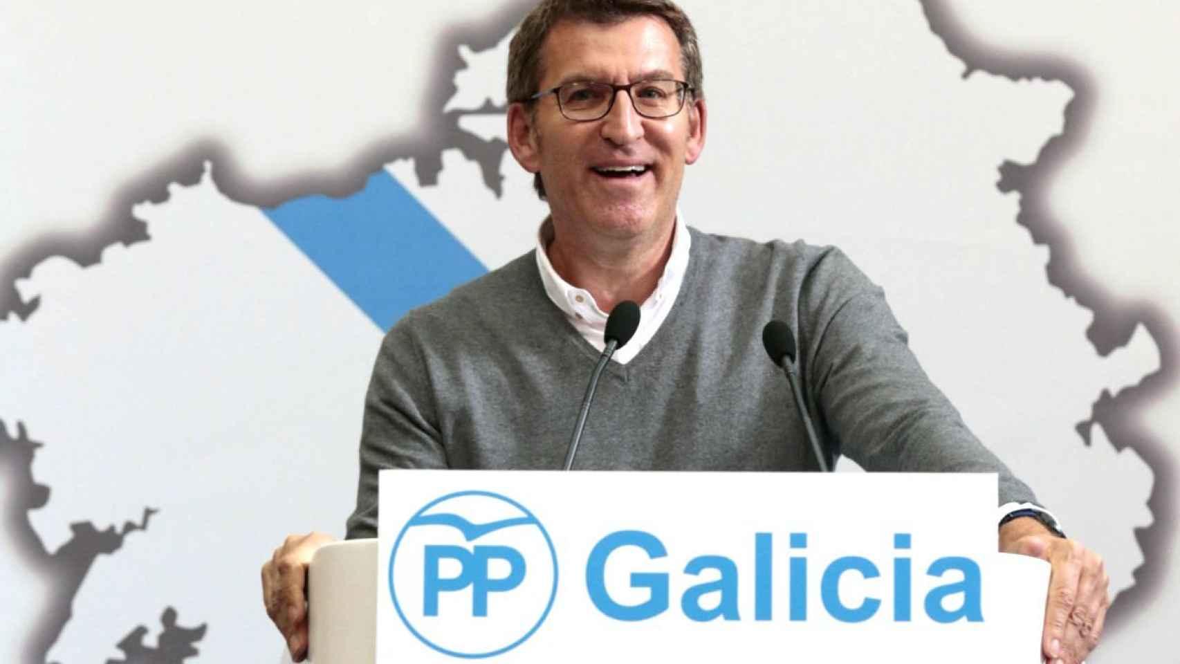 Feijóo, el candidato de Rajoy para sellar el feudo gallego.