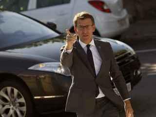 Feijóo será el candidato del PP a revalidar la presidencia de la Xunta