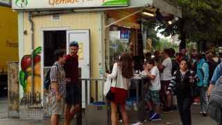 Los kebaps de Berlín son un buen lugar donde sondear la opinión de los turco-alemanes.
