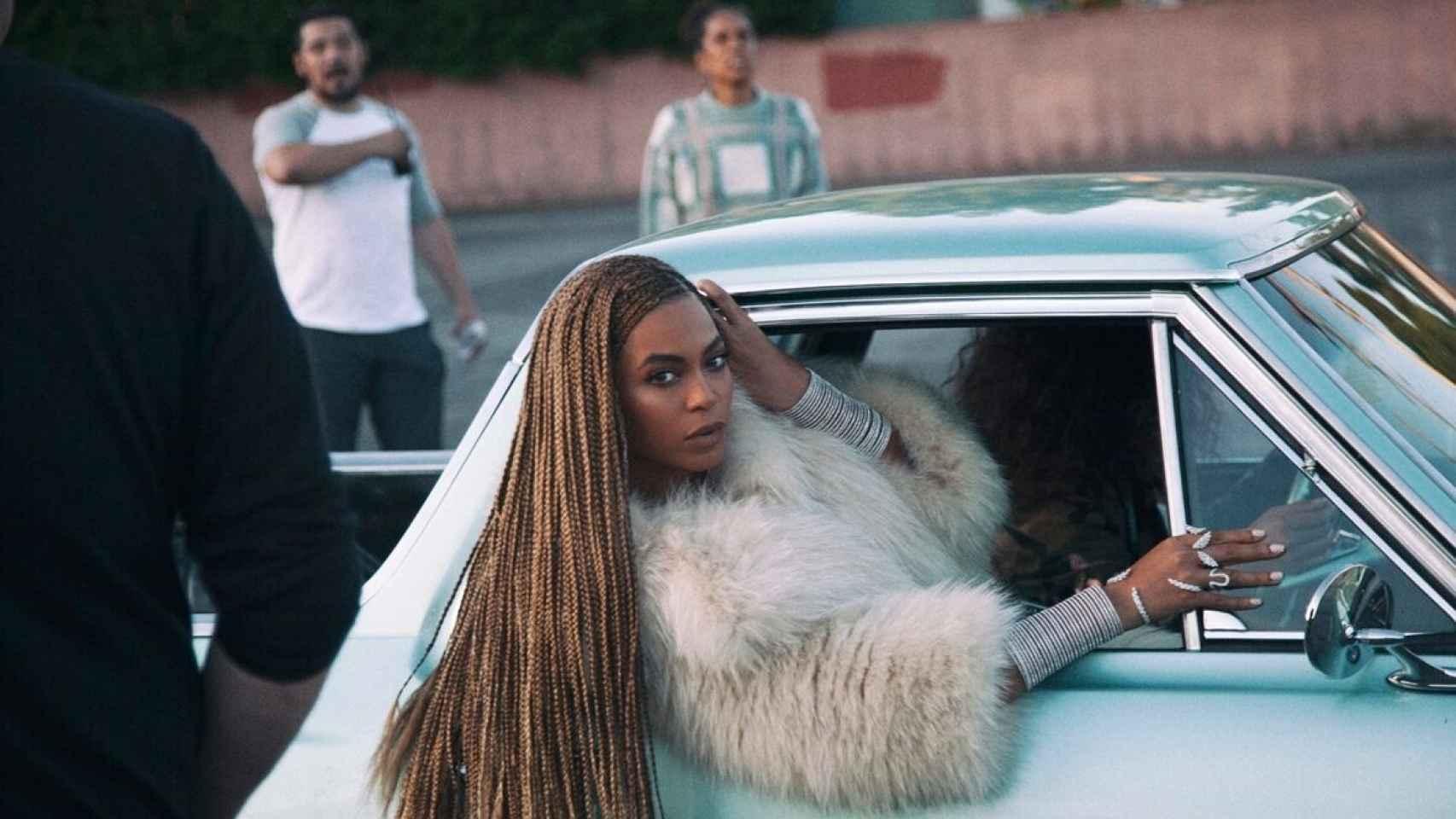 Beyoncé convierte sus conciertos en una fiesta.