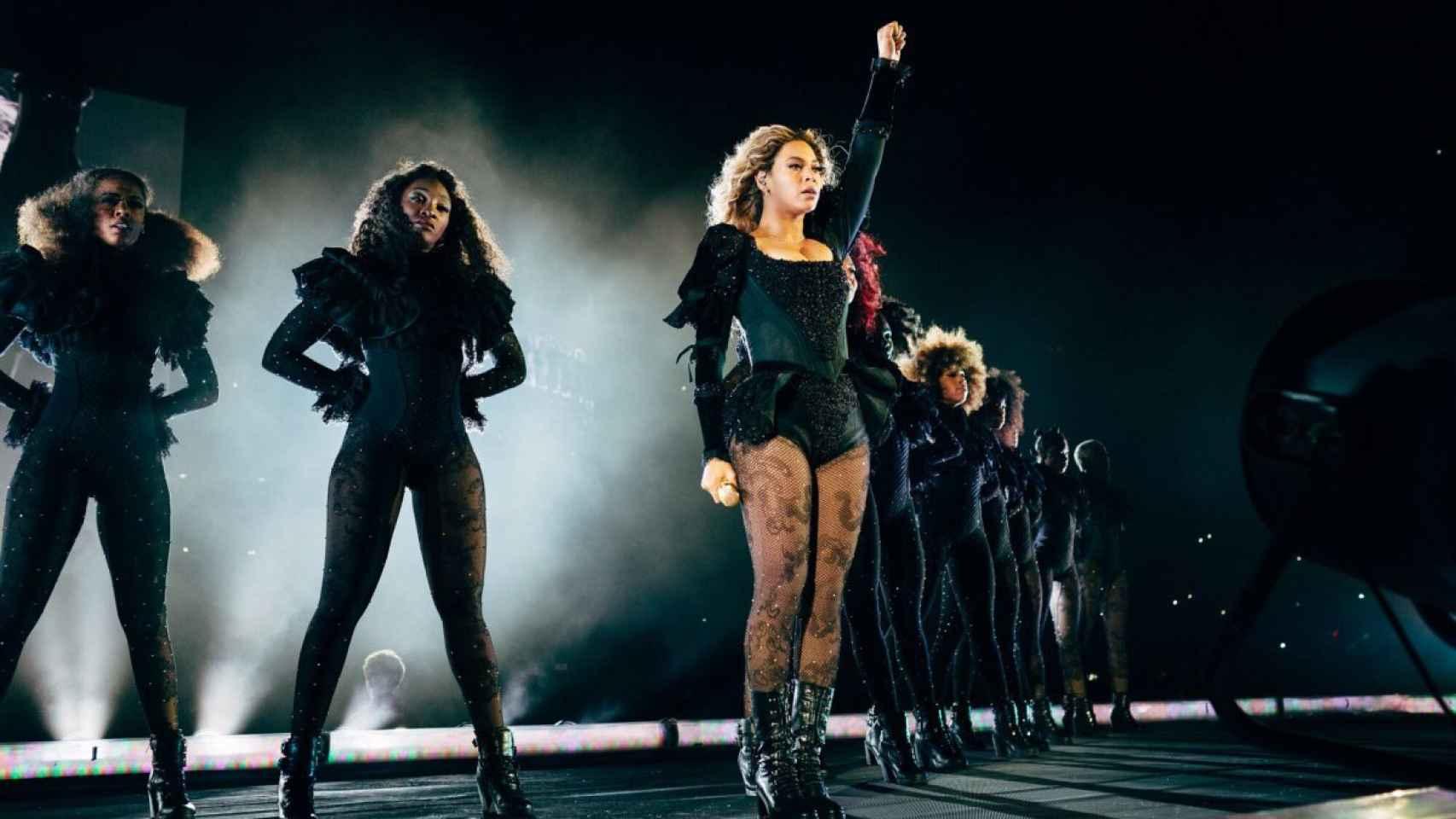 Beyoncé dará en Barcelona su único concierto del país.