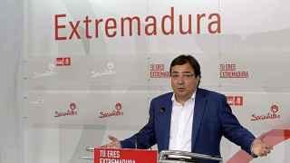 Fernández Vara ve como una canallada acudir a las urnas por tercera vez