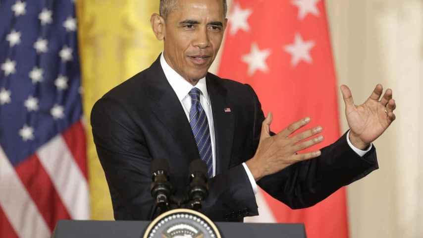 Obama reitera que Trump no está capacitado para ser presidente de EEUU