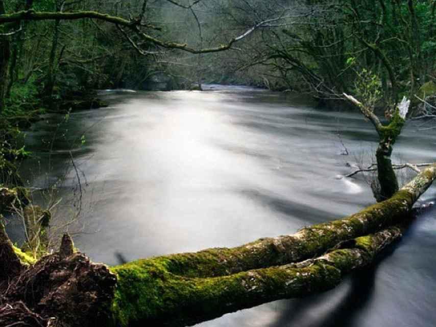 Uno de los paisajes gallegos que aparece 'Land of the Lost'.