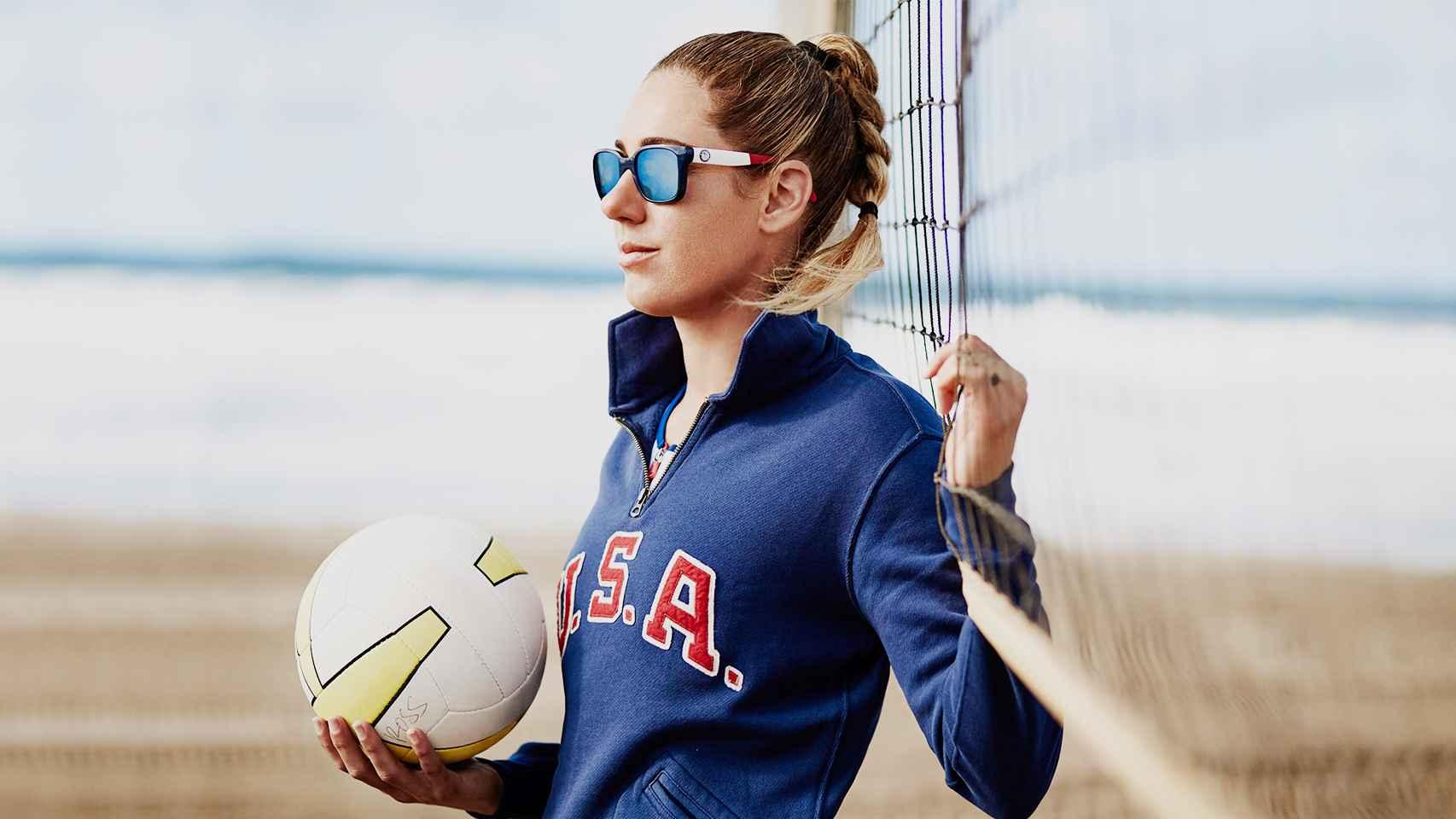 Ralph Lauren diseña la equipación de Estados Unidos para los JJOO de Río 2016.