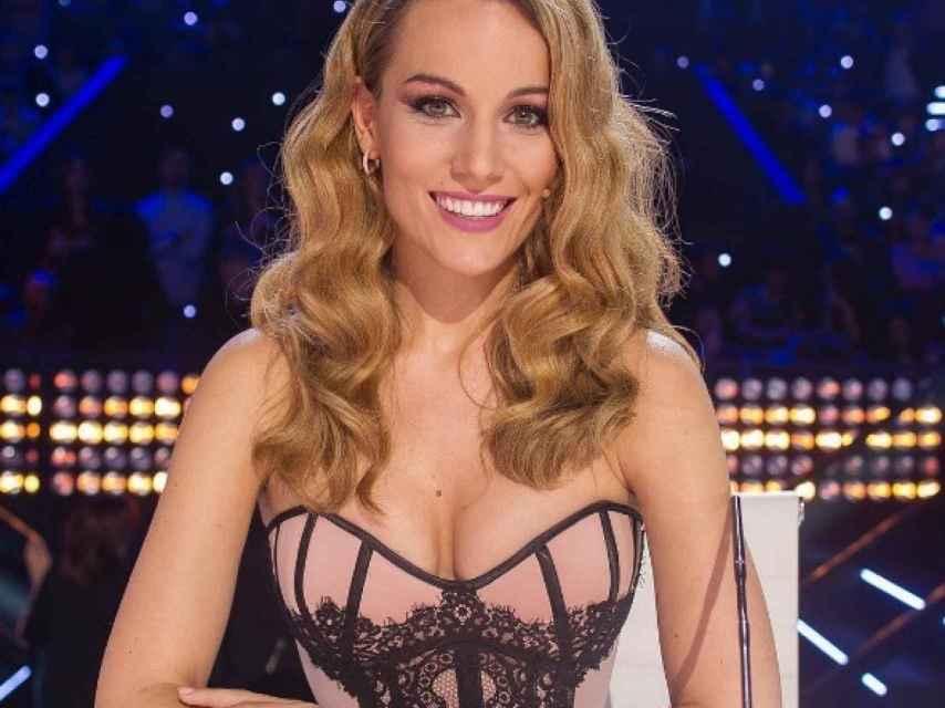 Edurne en una fotografía reciente como jurado de Got Talent España.