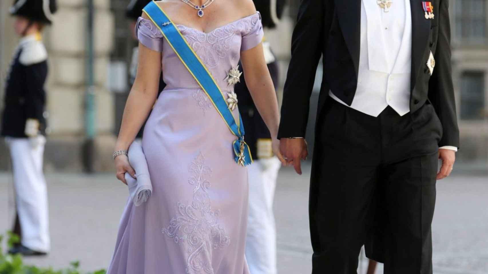 La hermana de Haakon de Noruega y Ari Behn se divorcian
