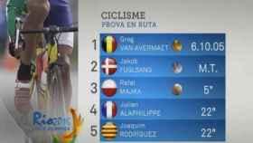 TV3 concede el diploma olímpico de 'Purito' a Cataluña