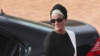 Mozah bint Nasser, ex jequesa de Qatar y amante del lujo.