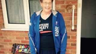 Mavis Williams, la orgullosa abuela de Adam Peaty.