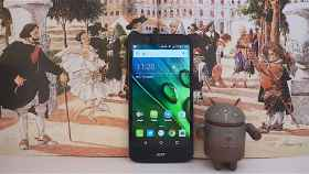 Acer Liquid Zest Plus, análisis del móvil con 5000mAh