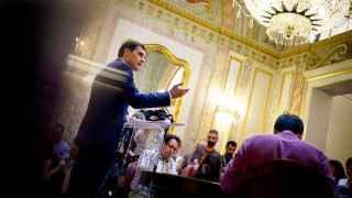 Albert Rivera comparece en el Congreso de los Diputados./Dani Pozo