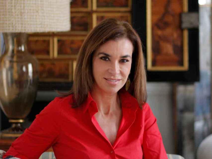 Carmen Posadas en una fotografía reciente.