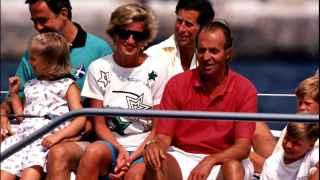 Los reyes eméritos invitaron a los royal británicos a pasar unas vacaciones en Mallorca.