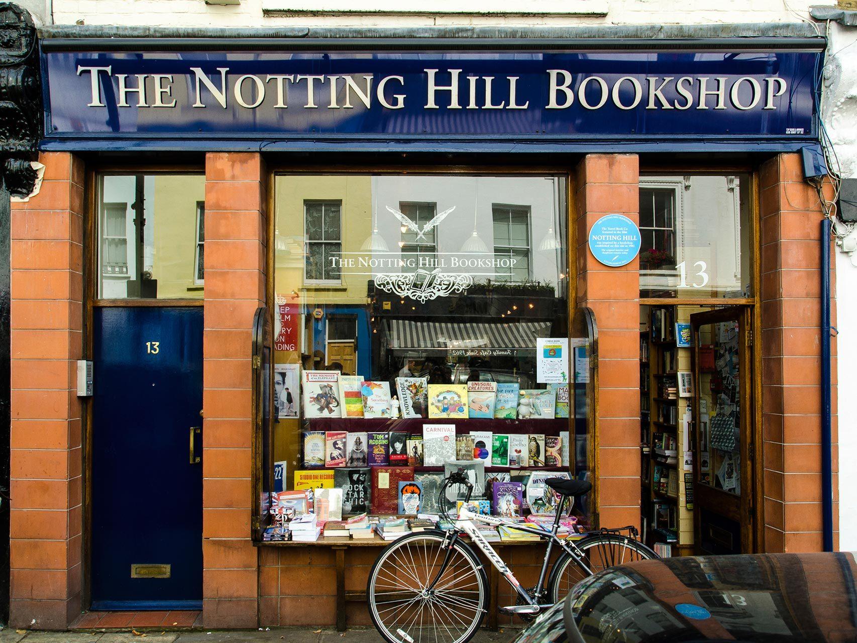 Abajo el wifi y el café: las librerías londinenses contra el mundo moderno