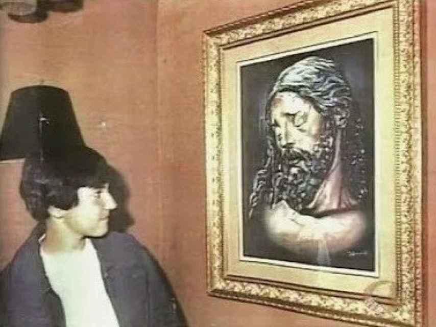 David era un amante de la pintura. Desapareció el día que iba a ver una exposición en la que participaba.