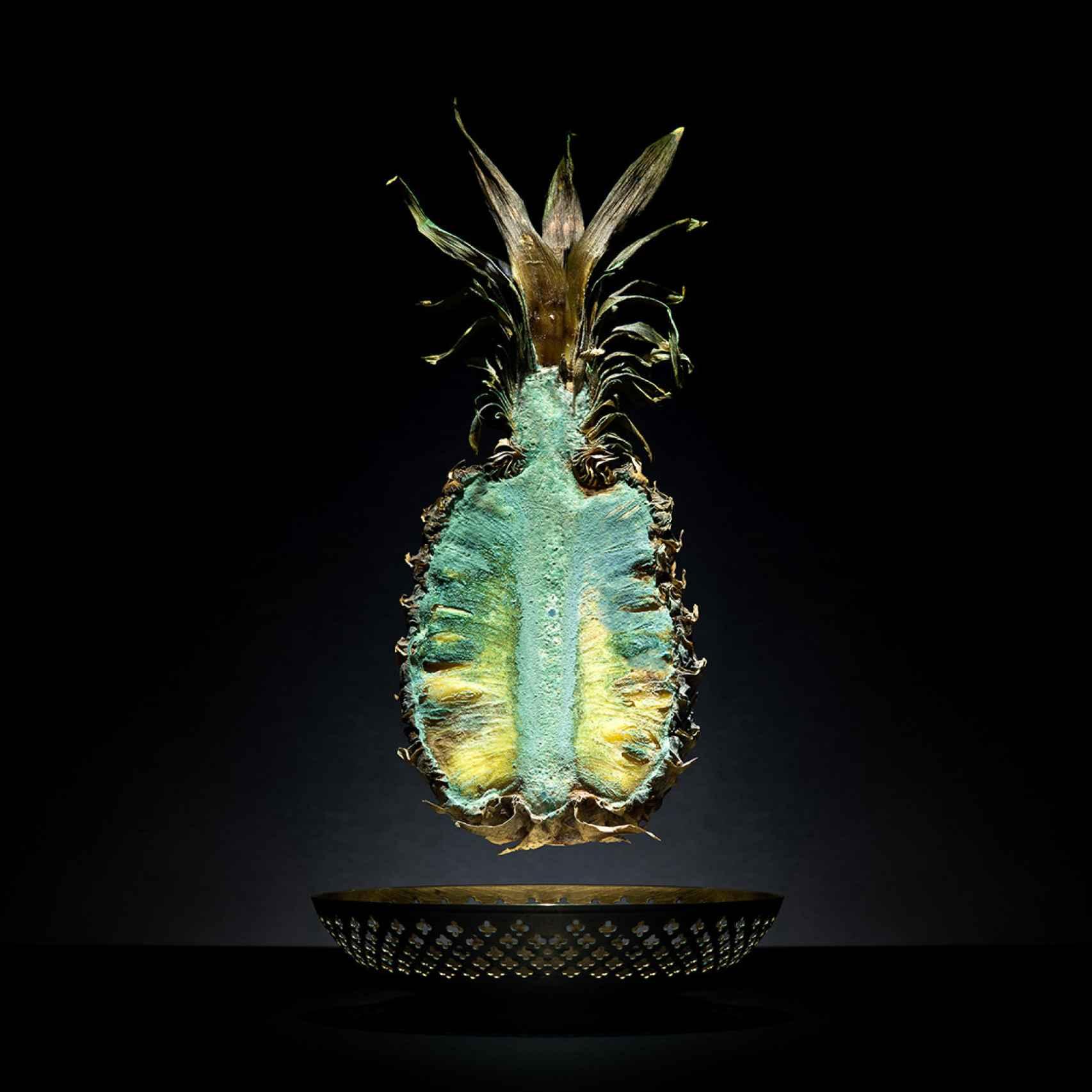 One Third, pineapple.