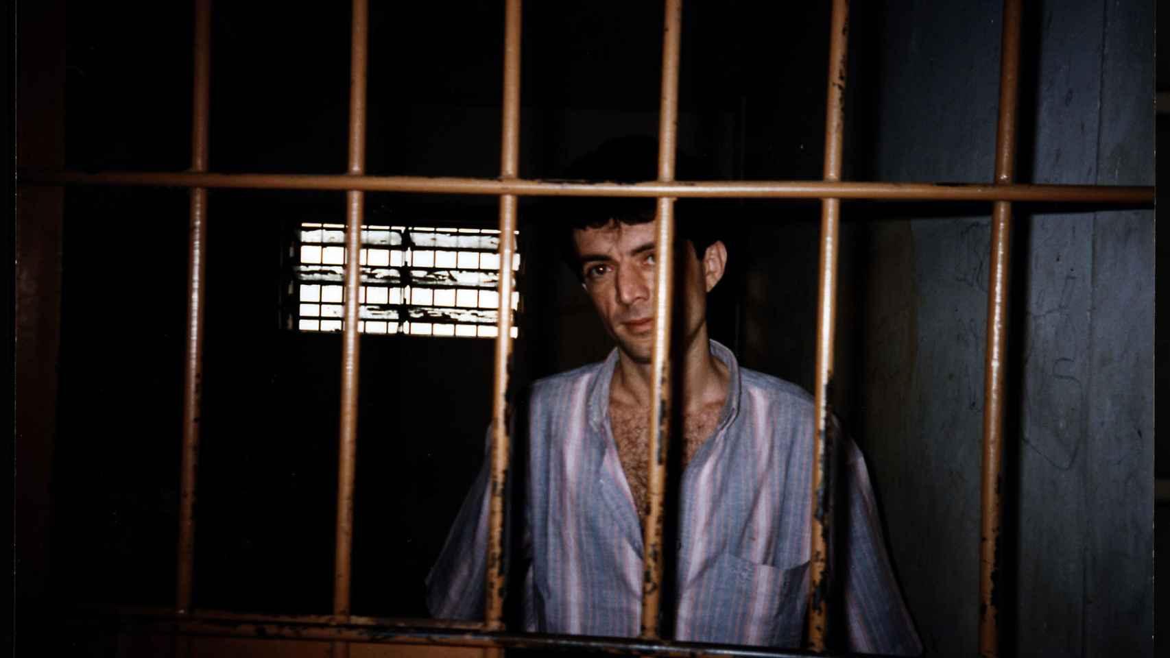 Pompeyo es un narco que reinó en la peor cárcel de Bolivia.