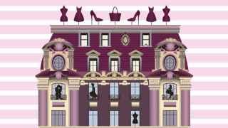 Ilustración Hoteles Moda
