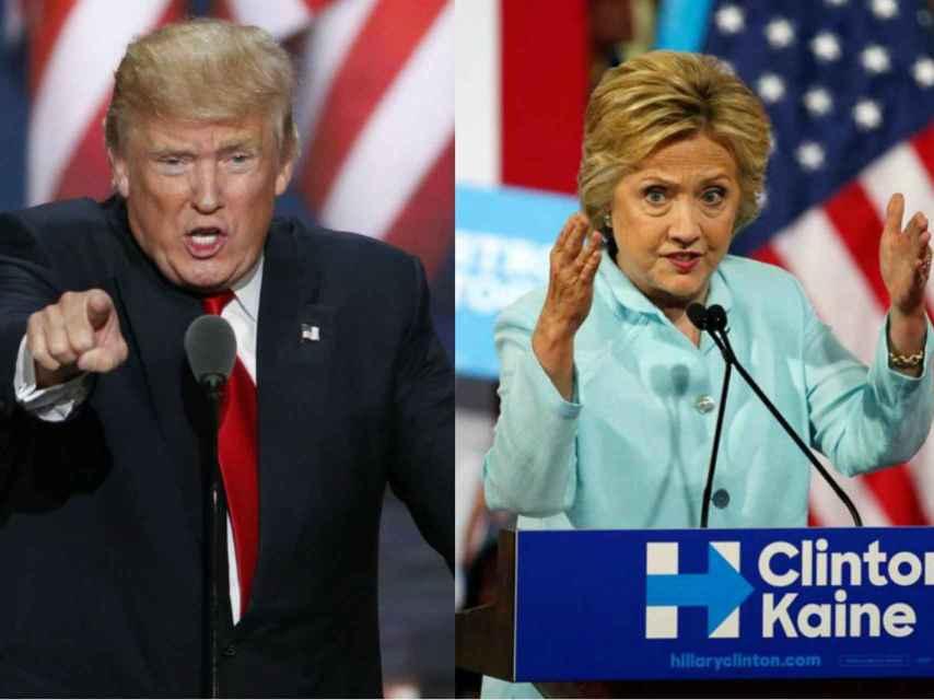 Trump afirma que Clinton carece de la energía para ser presidente.