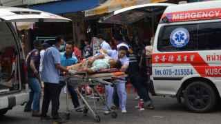 Al menos cuatro muertos y una decena de heridos en una serie de atentados al sur de Tailandia