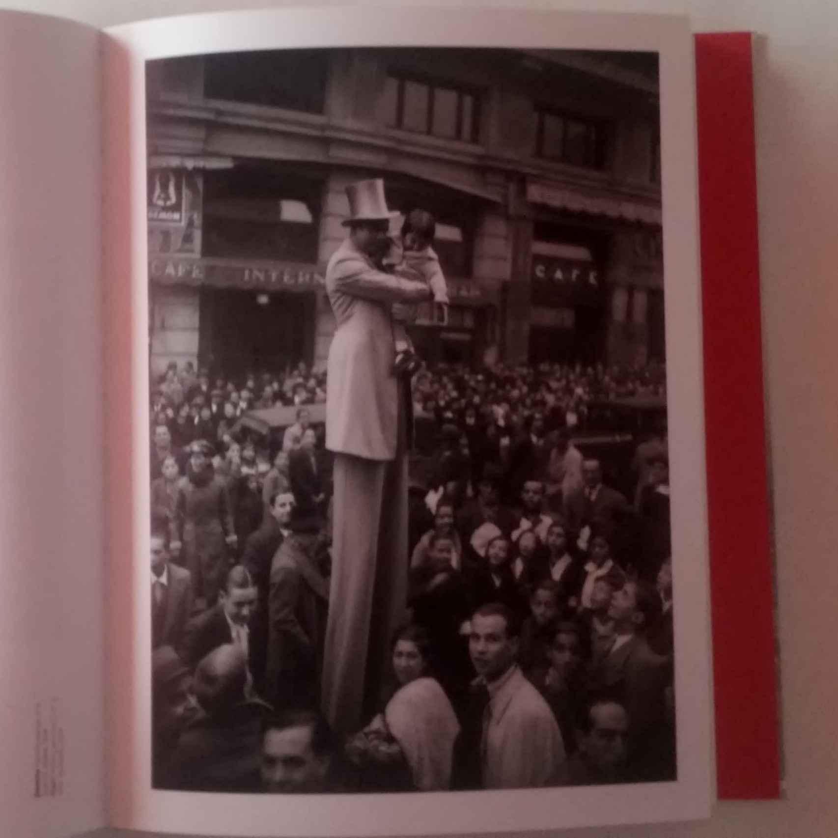 Catálogo de la exposición de Marín, en la Fundación Telefónica.