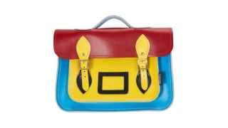 La cartera inspirada en los colores pop de Roy Lichtenstein, en la TATE, por 125 libras.