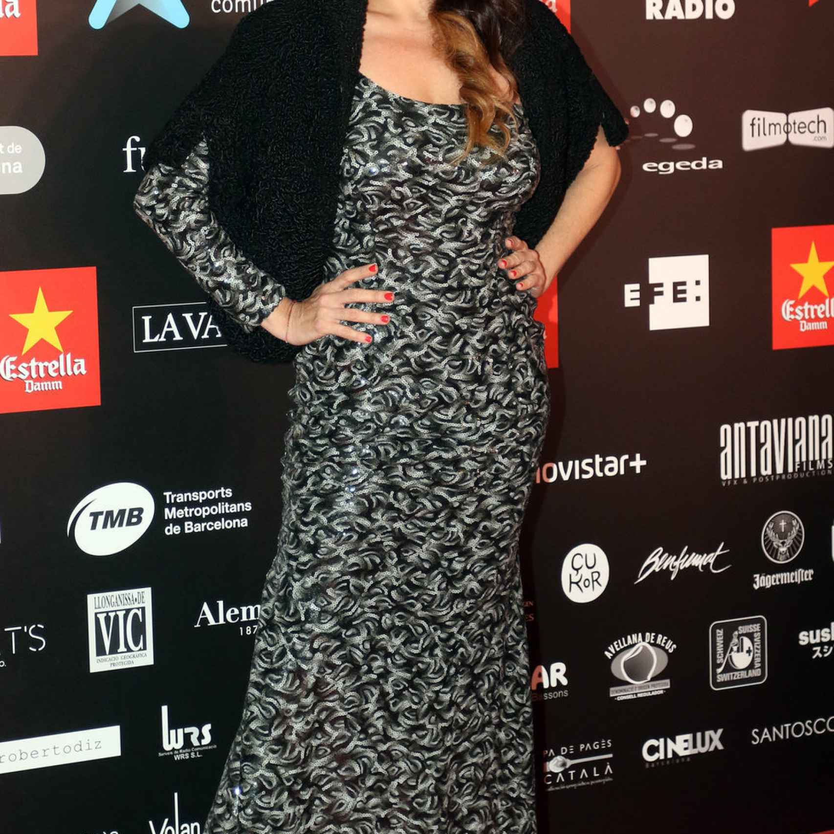 Yolanda Ramos en una fotografía reciente.