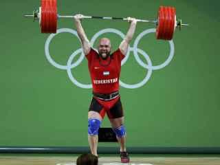 Ruslan Nurudinov, medalla de oro en Río, es un ejemplo de fuerza de voluntad.