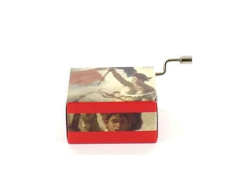 La caja de música que llama a la revolución, por ocho euros.