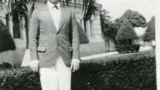 Federico García Lorca. La Habana, Cuba. 1930.